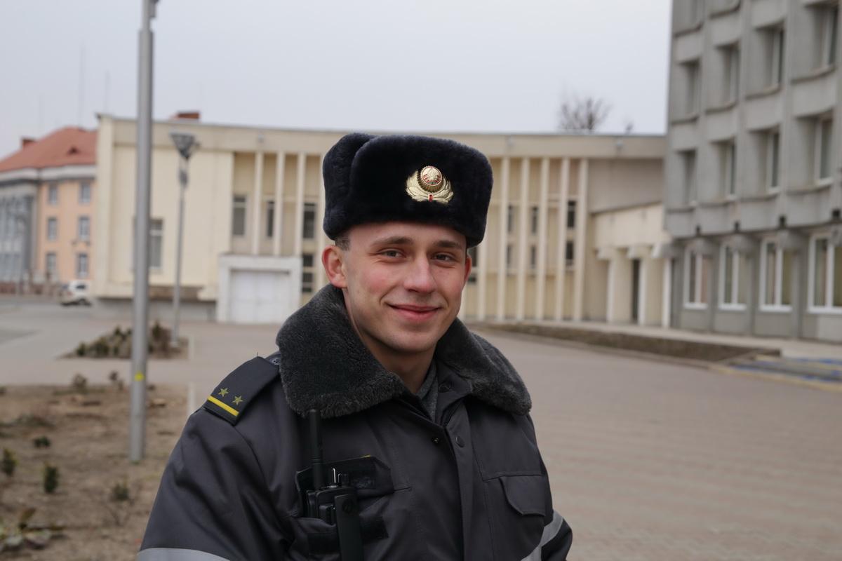 Олег Поляков. фото: Юрий ПИВОВАРЧИК