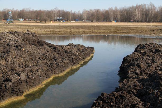 Река Мышанка. Фото: Александр ТРИПУТЬКО