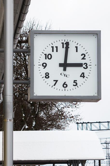 Часы №2.