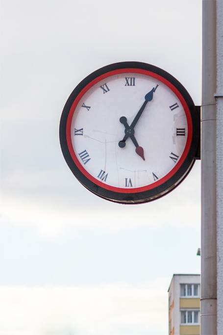 Часы №5.
