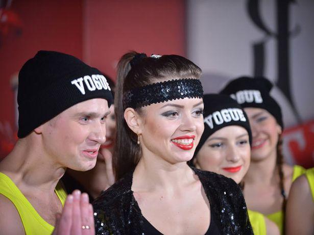 Евгений и Наталья Ананько на съемках полуфинала шоу «Я могу!». Фото: БЕЛТЕЛЕРАДИОКОМПАНИЯ