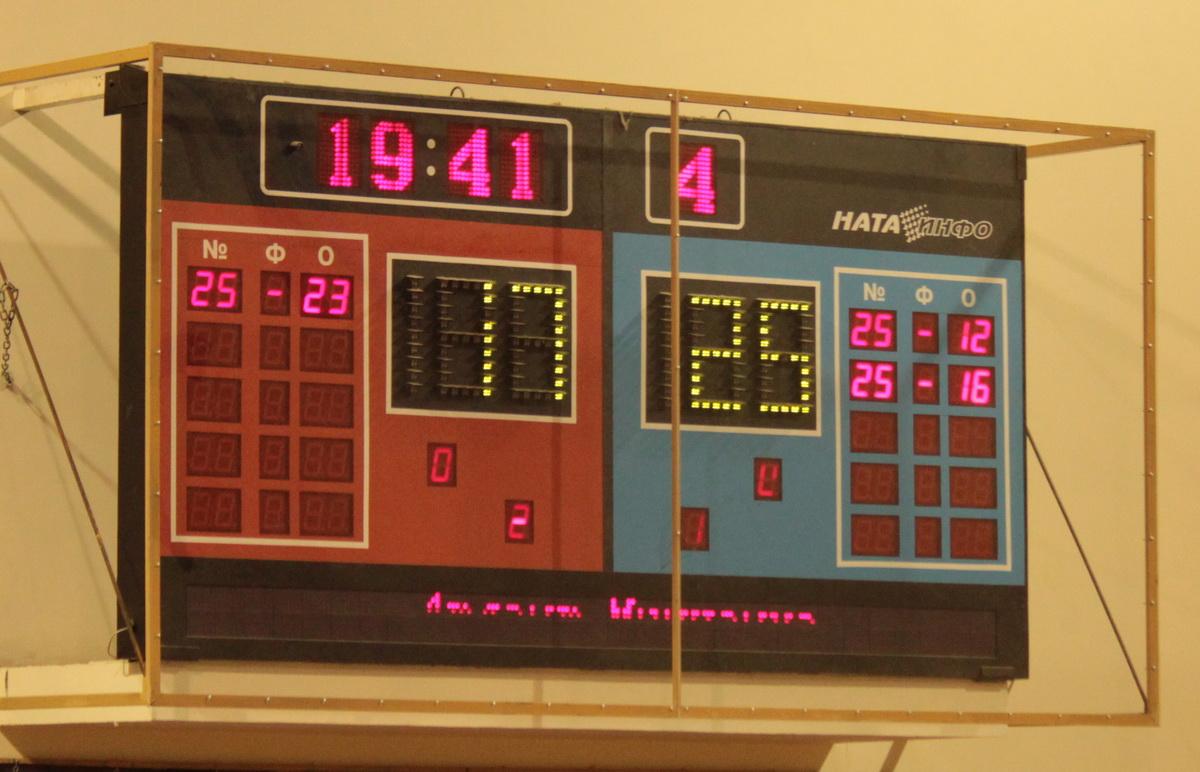 Игра барановичского Атланта против Минчанки 28 марта 2015 года. Фото: Юрий ПИВОВАРЧИК