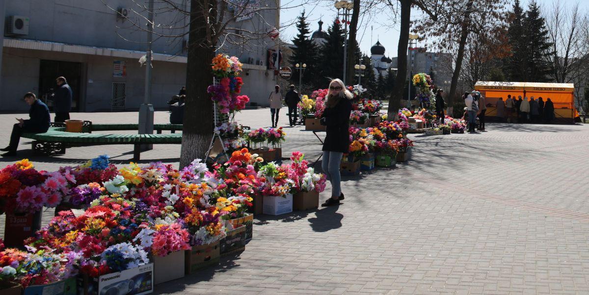 В Барановичах открылась торговая ярмарка. Фото: Дмитрий МАКАРЕВИЧ