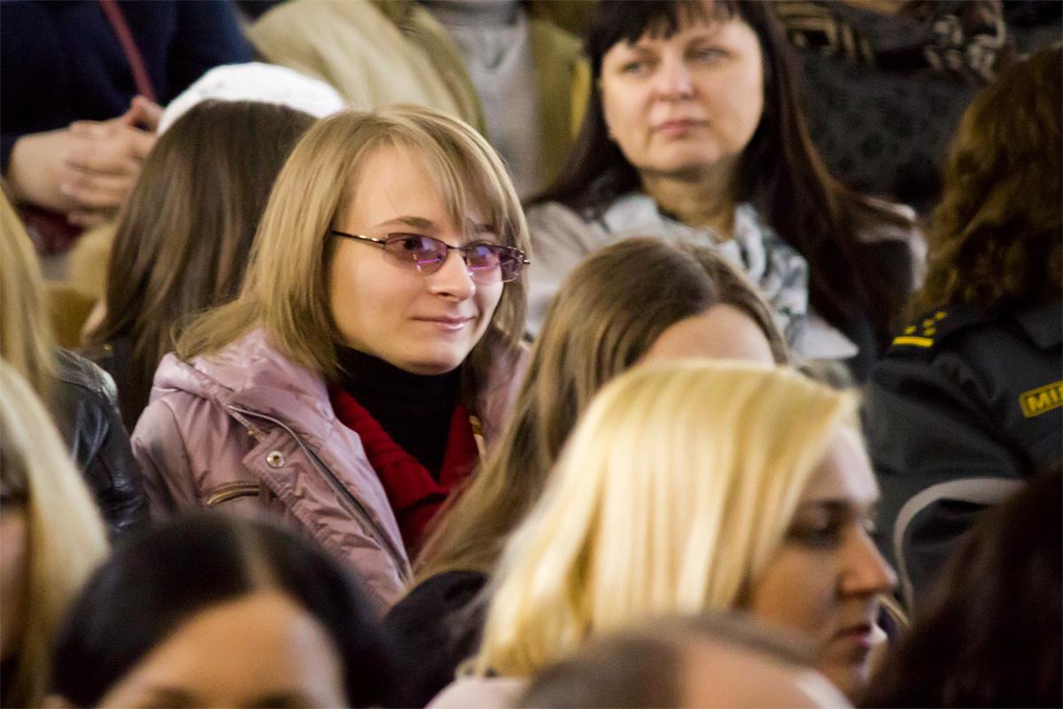 Концерт Ирины Дубцовой в Барановичах