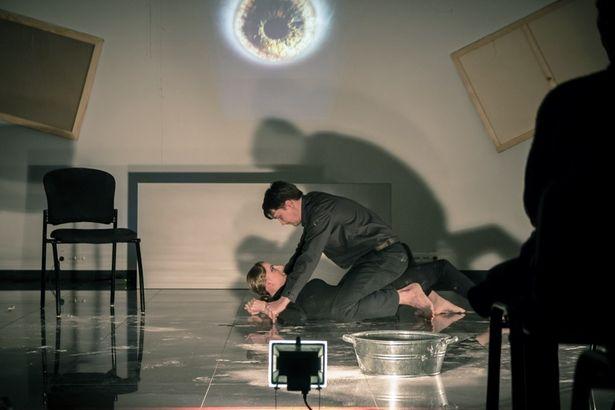 Спектакль театральной лаборатории рекомендован к просмотру любителям театральных экспериментов