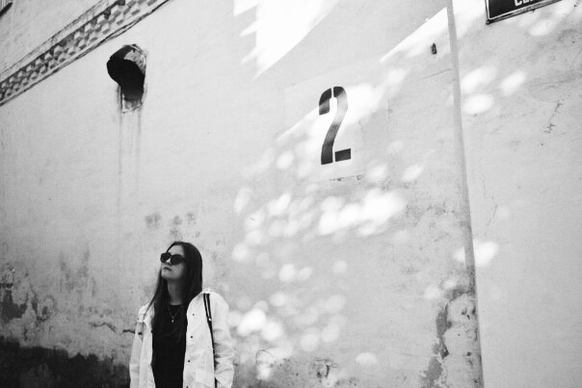 Портрет девушки, переулок Советский. Фото: архив Валентина ДУДУКА