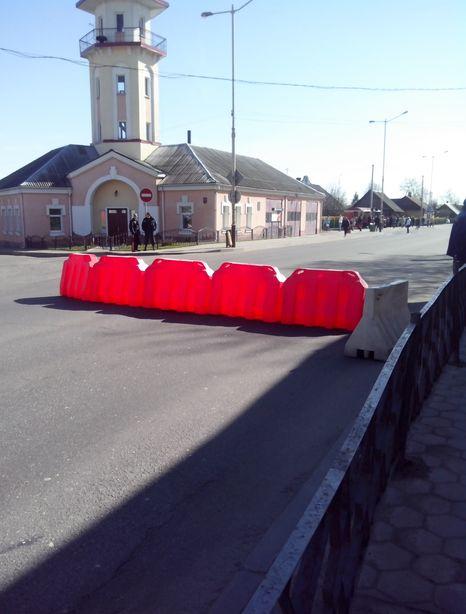 Улица Тельмана закрыта на реконструкцию на пять месяцев. Фото: Татьяна НЕКРАШЕВИЧ