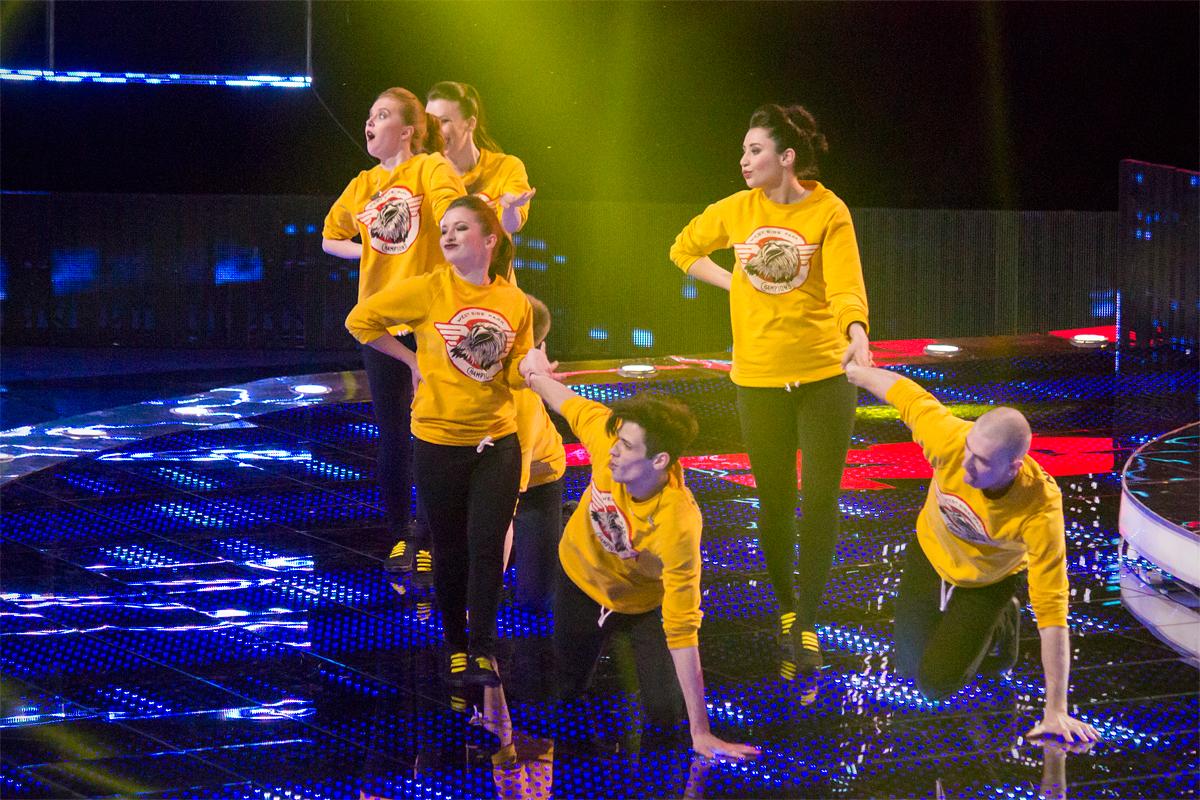 Танцевальная команда IDG г. Витебск