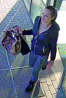 Подозреваемая в совершении кражи. Фото: предоставлено Барановичским ГОВД