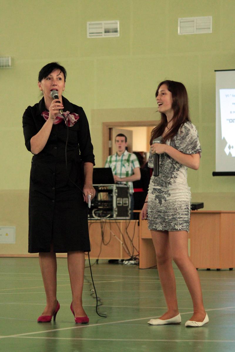Тамара Леонидовна Грибиниченко с дочерью Ириной
