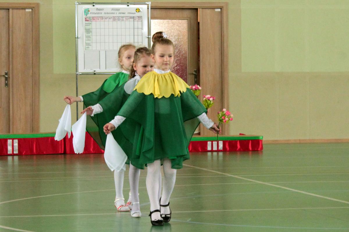 Открыли мероприятие воспитанники ГУДО «Ясли-сад №36 г. Барановичи»