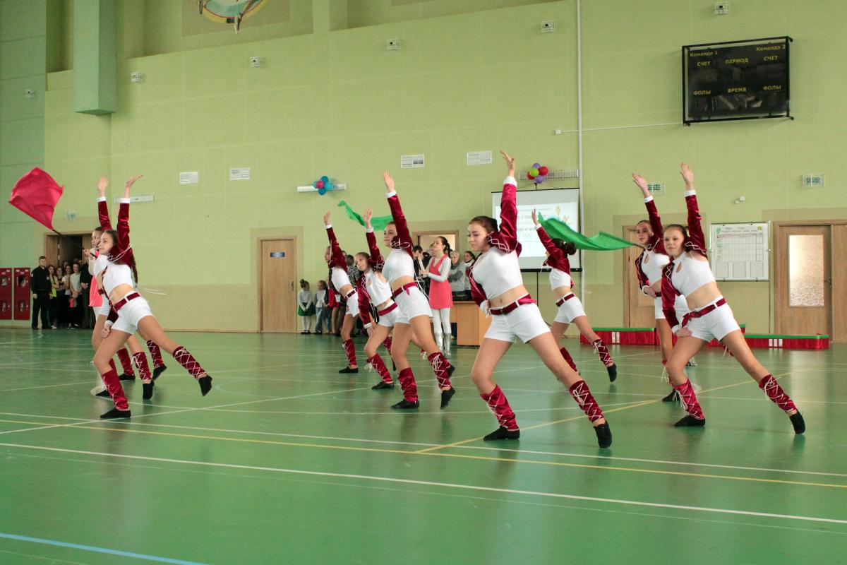 Образцовый ансамбль эстрадного танца «Вояж»
