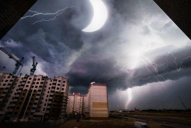 У меня конец света). Фото:http://vk.com/podslyshano_baranovichi  @Али Кагиров