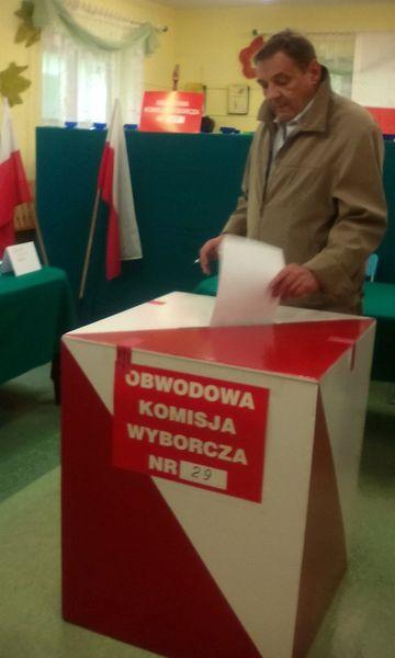В Польше не предусмотрено досрочное голосование.