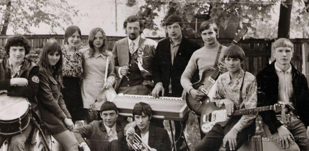ВИА ОРИОН, 1973. Фото: коллекция Руслана РЕВЯКО
