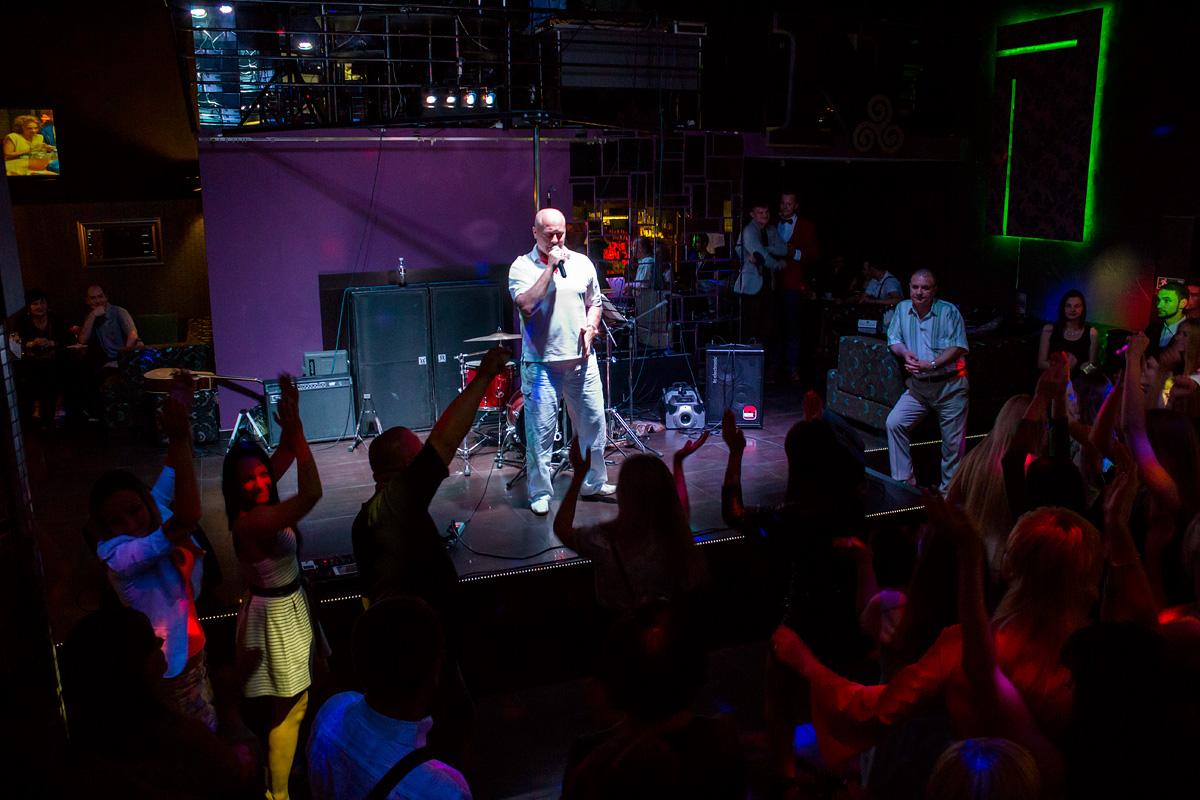Александр Солодуха выступает в клубе Nero