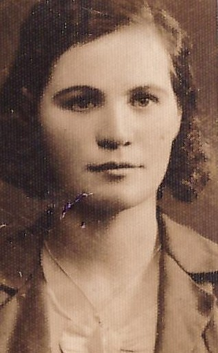 Марыя Вількоўская (Галуза) - жонка Язэпа Вількоўскага