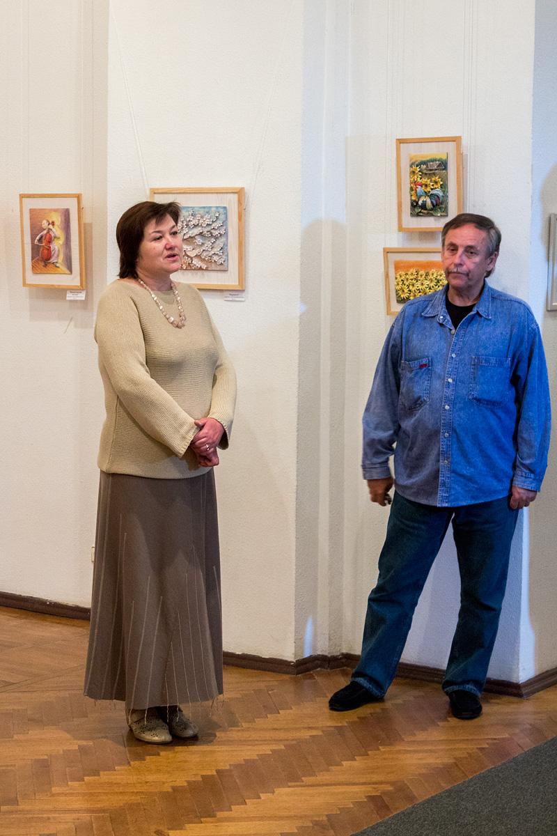 Директор Барановичского краеведческого музея Ирина Станюк