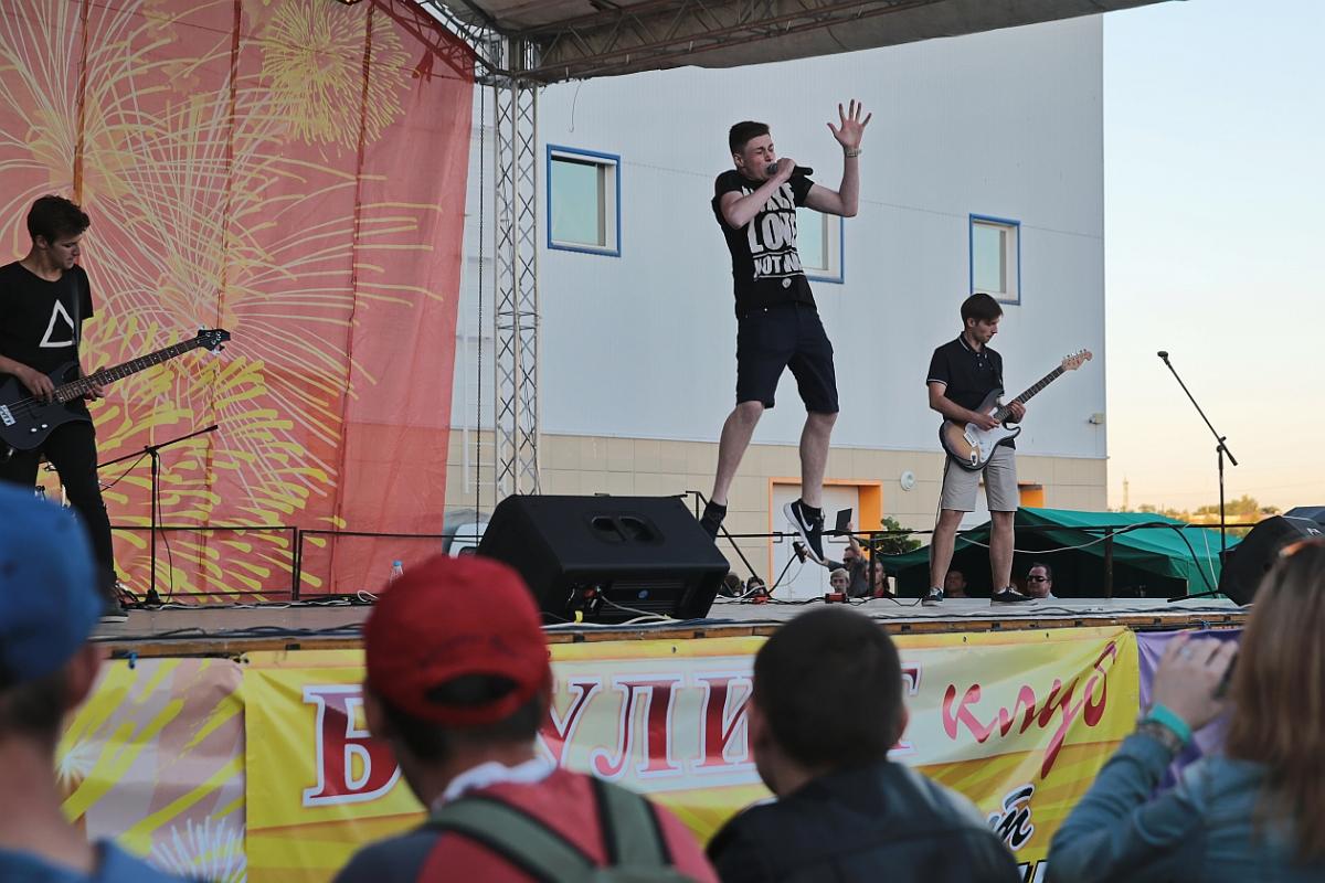 Гала-концерт победителей городского конкурса Время звезды