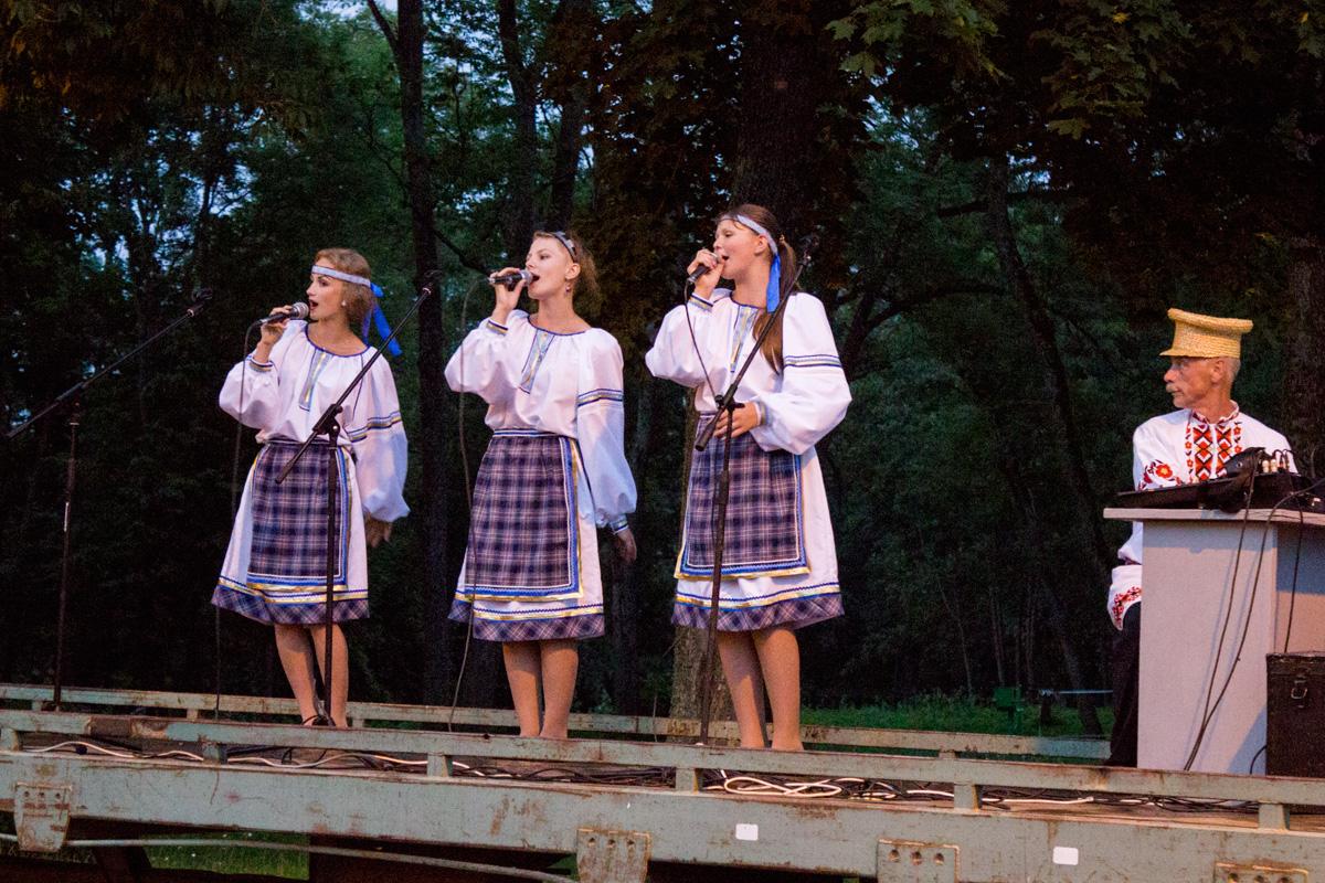 Трио «Voice Band»