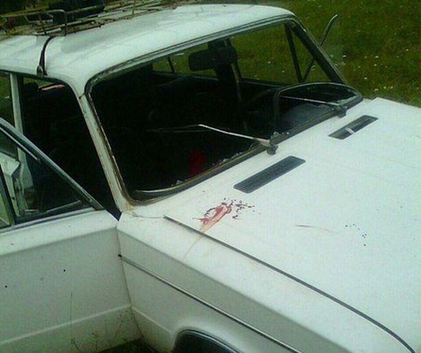В Стайках водитель ВАЗа сбил двух девушек. Фото предоставлено ОГАИ Барановичского РОВД
