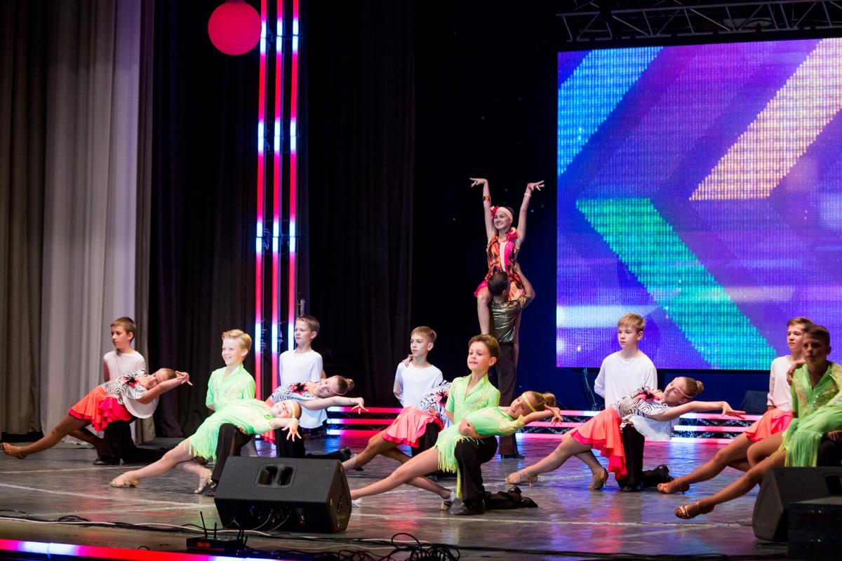 Ансамбль современного бального танца «Фиеста»