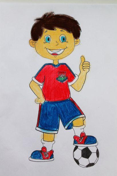 Мальчик Орион. Фото ВКонтакте.