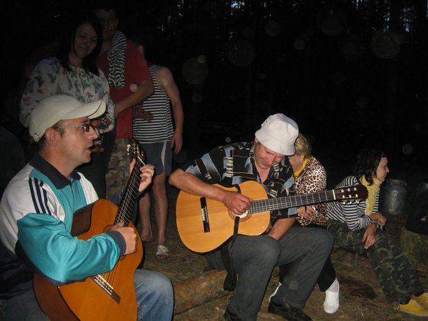 Фестиваль бардовской песни-2014.