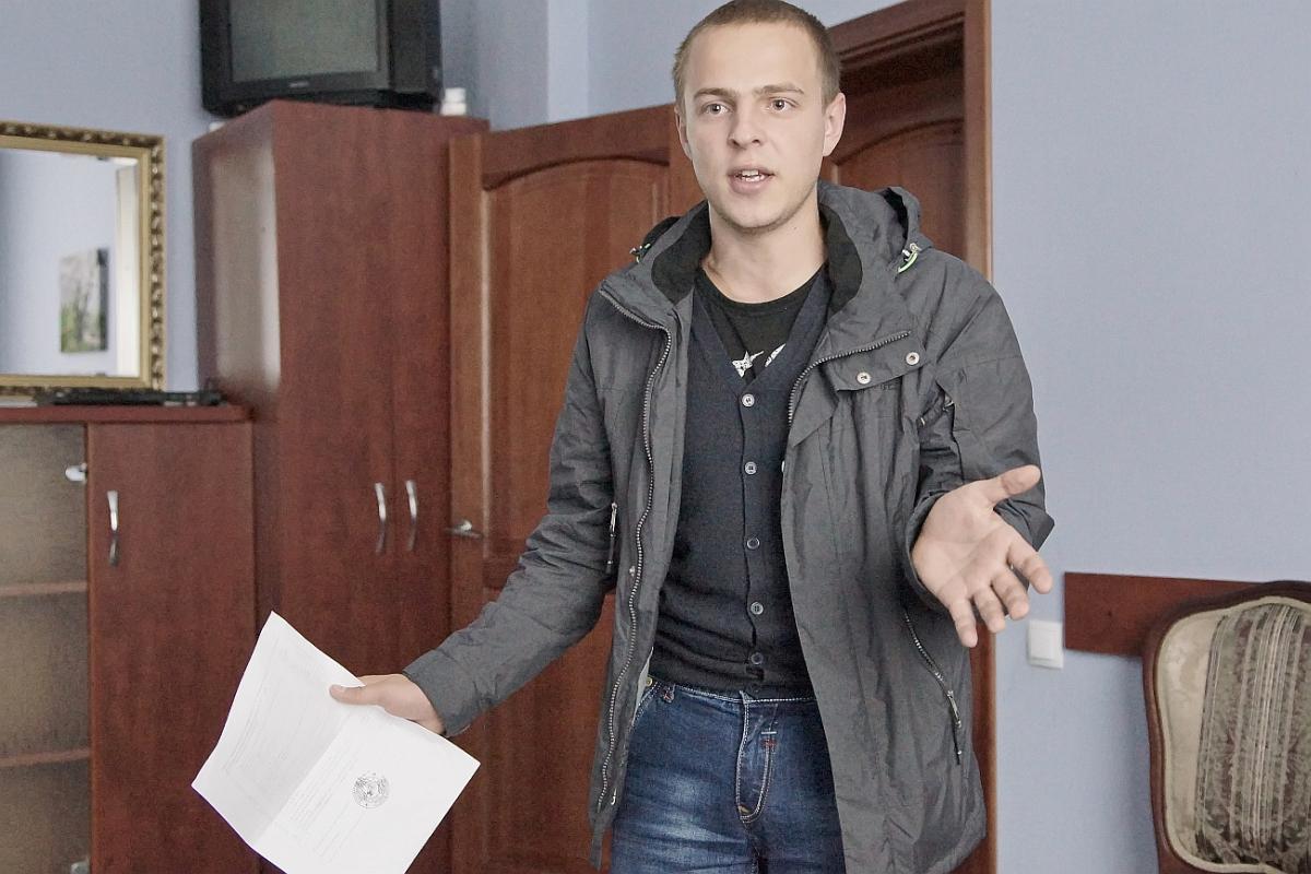Из-за отключения электричества у предпринимателя испортилось около 100 кг колбасы. Фото: Дмитрий МАКАРЕВИЧ