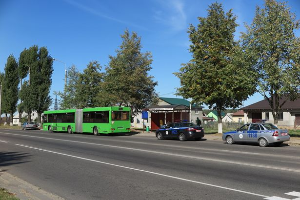 Происшествие случилось 18 сентября на ул. Кирова. Фото: Анна РОМАНОВА-КОЛОСОВСКАЯ