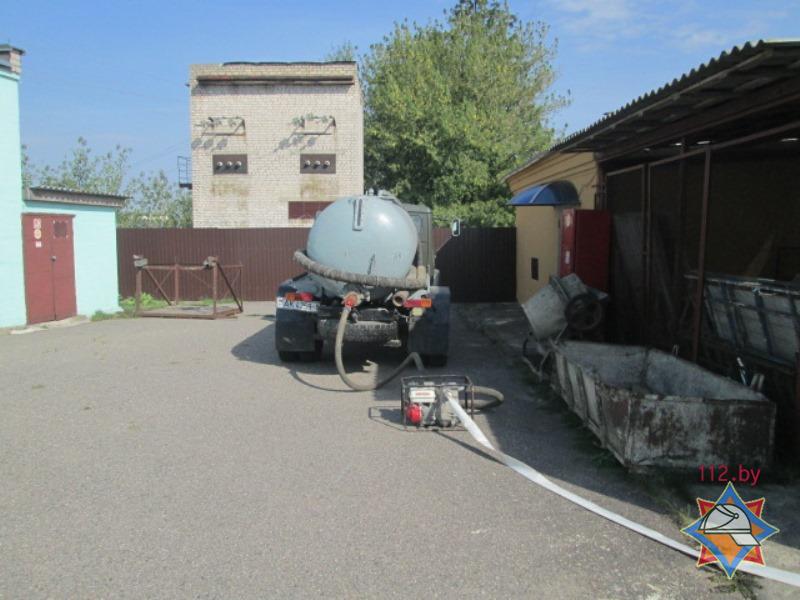 Фото: Брестское ОУМЧС http://mchs.gov.by