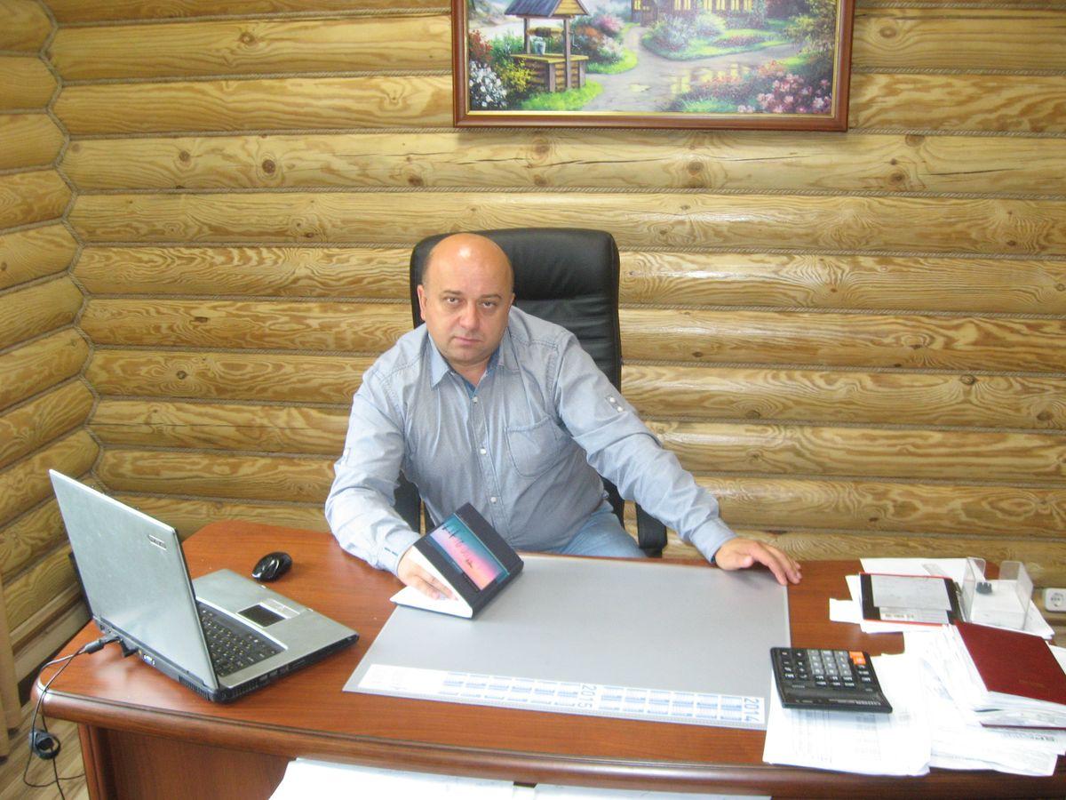 Учредитель компании «Ламбермил» Игорь Иванович Дубина. Фото: Алексей БЕЛЫЙ