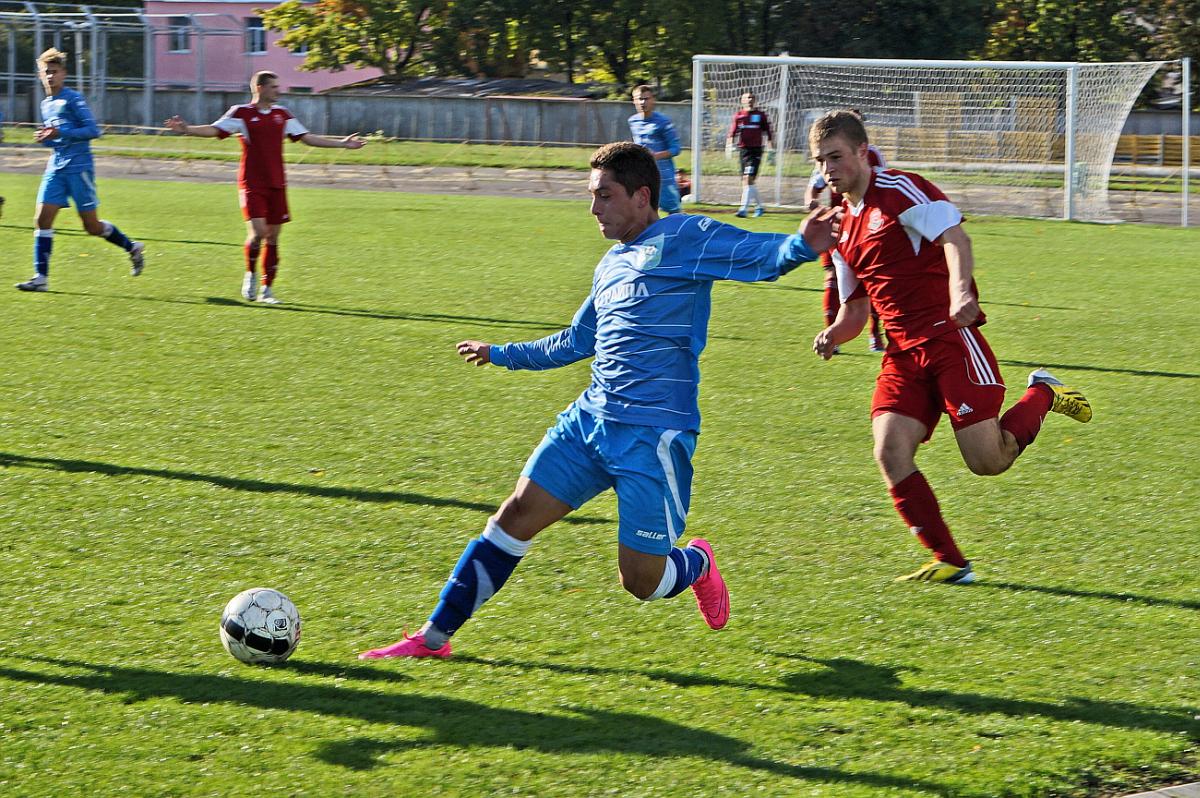Матч ФК Барановичи – ФК Береза-2010, 27 сентября 2015