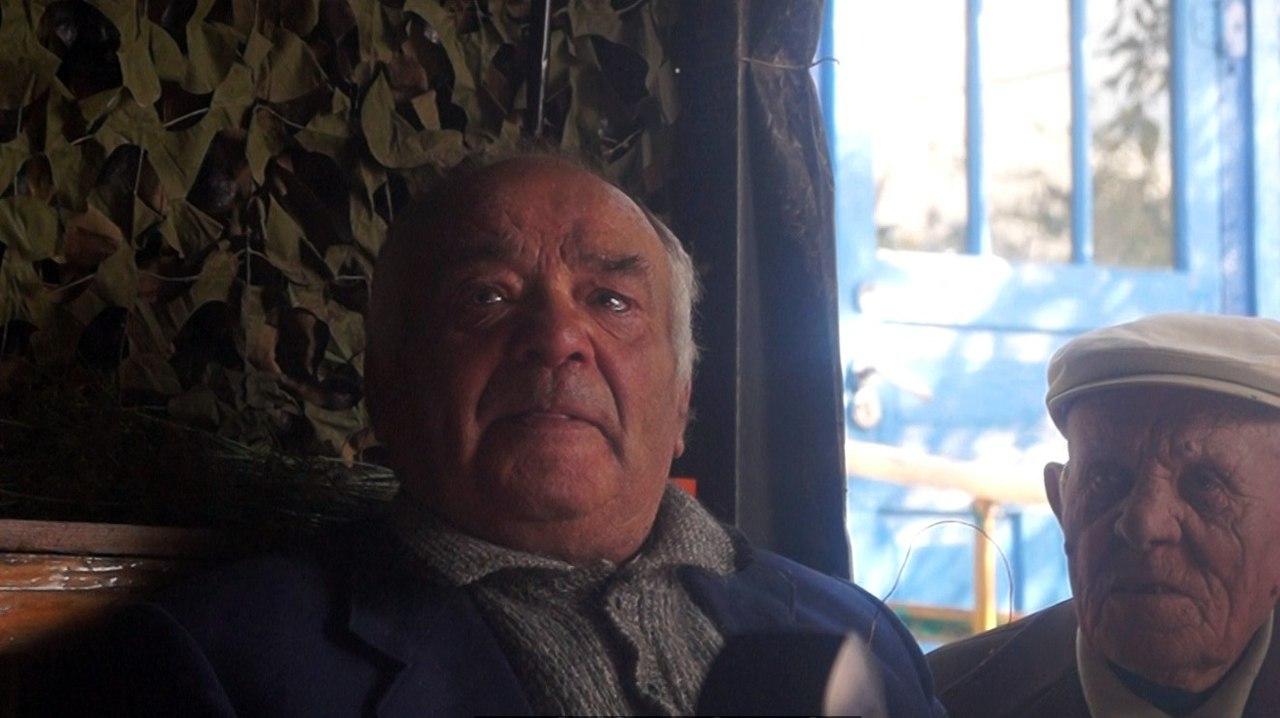 Зрители на премьере документального фильма о деревне Каменка. Фото: со страницы фильма в соцсети ВКонтакте