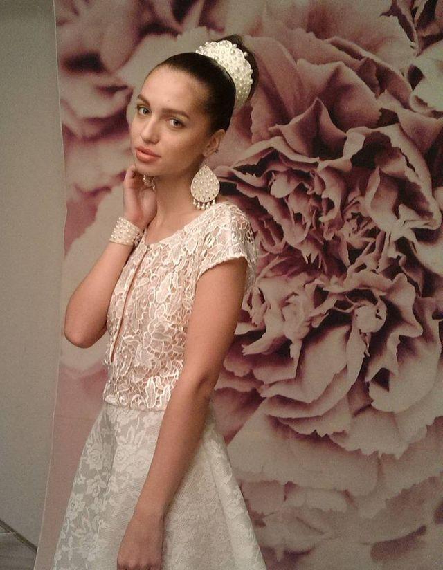 В октябре работы дизайнера Евгении Шлойды будут представлены на столичной неделе моды. Фото из архива дизайнера Евгении Шлойды.
