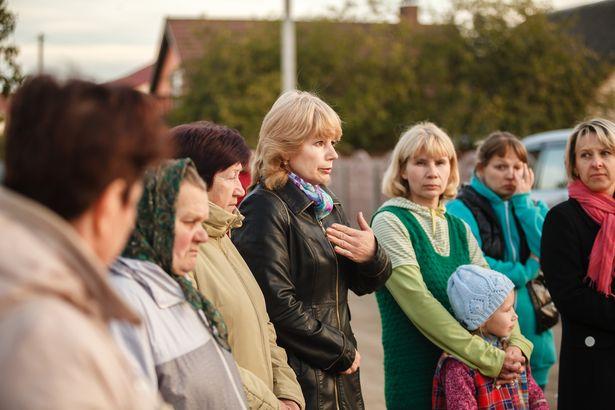Жители частного сектора Узноги ждали установки освещения 7 месяцев. Фото: Александр КОРОБ.