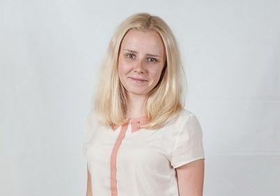 Елена Козлова преподавала в Туховичской школе более двух лет английский и белорусский языки. Фото: архив Елены КОЗЛОВОЙ.