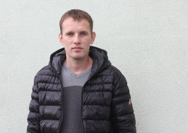 Олег Дрозд, мастер СТО ЧТУП «Валюсь». Фото: Татьяна МАЛЕЖ