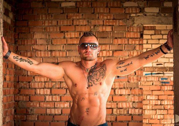 Антон сделал свое тело за 10 месяцев. Фото из архива Антона Кочанова.