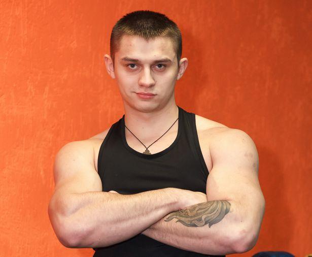 Артем Ющенко. Фото: Александр КОРОБ.