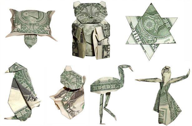 Манигами. Фото с сайта origami.in.ua