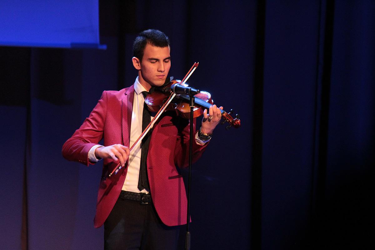 Первокурсник из Туркменистана