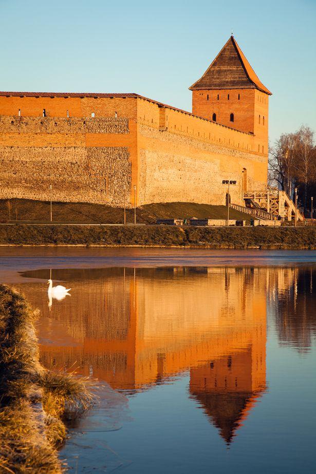 Замок Гедимина (Лидский замок). Фото: Александр КОРОБ