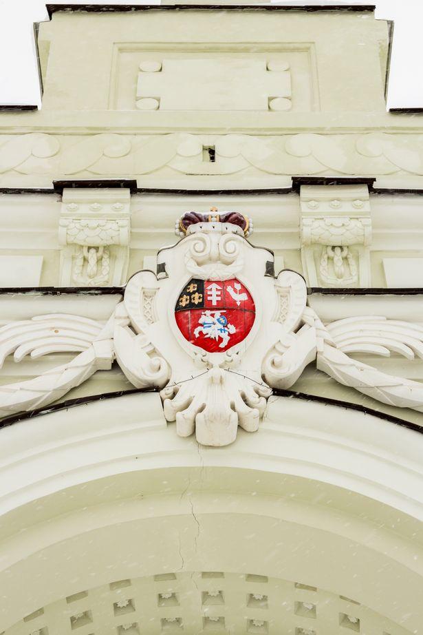 Ружанский замок (белорусский Версаль). Фото: Юрий ПИВОВАРЧИК