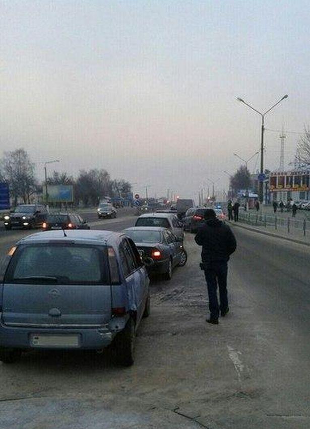 Фото: предоставлено ОГАИ Барановичского ГОВД
