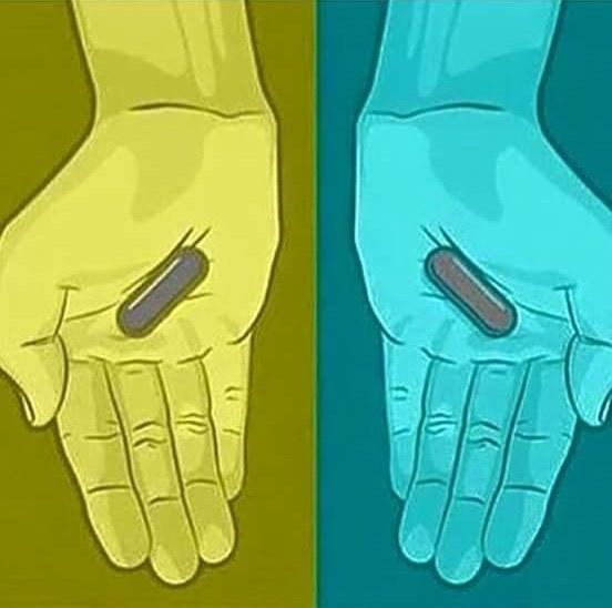 Какого цвета таблетки?