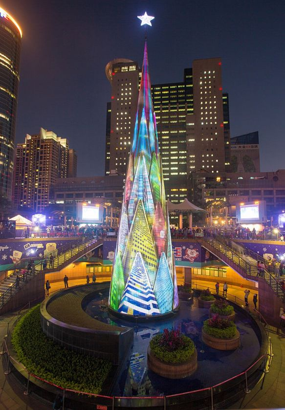 Тайбэй, Тайвань. Фото с сайта: adme.ru