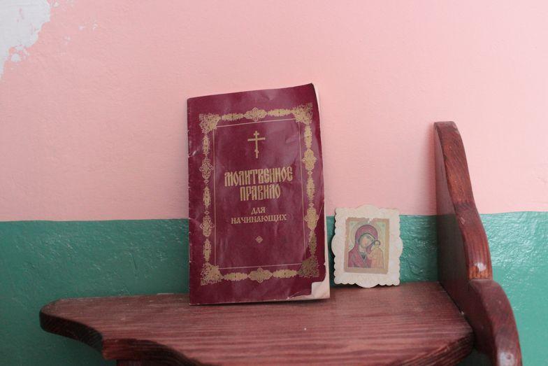 Многие обитатели интерната пришли к вере в преклонном возрасте. Фото: Юрий ПИВОВАРЧИК