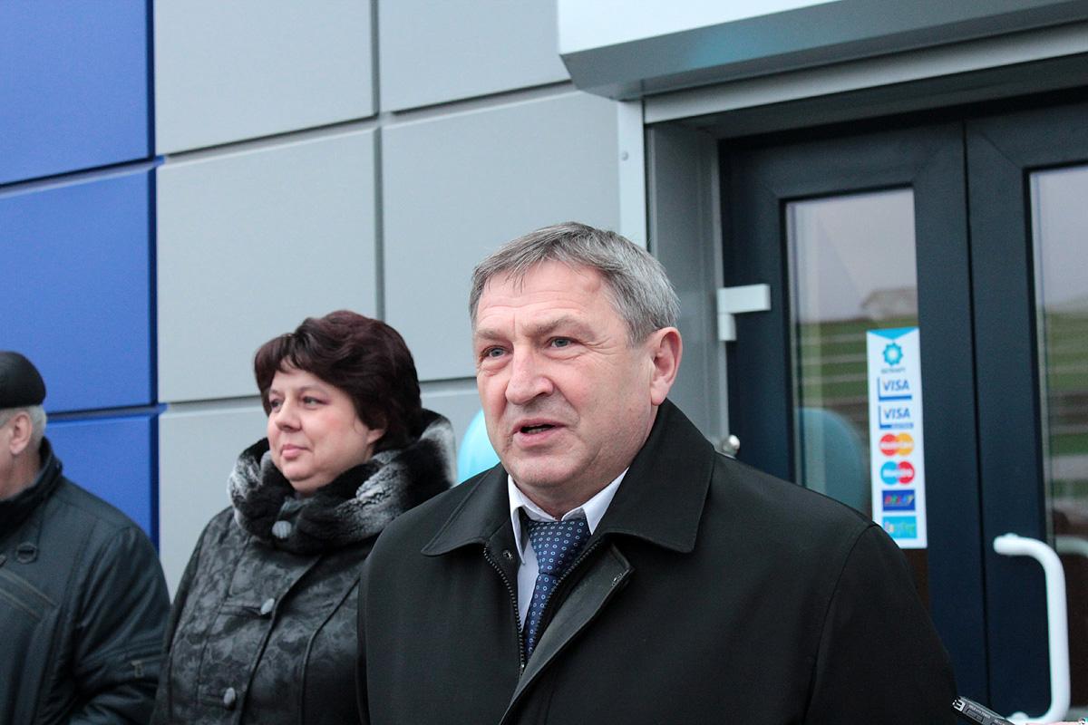 Председатель Барановичского городского Совета депутатов Александр Селифонтов
