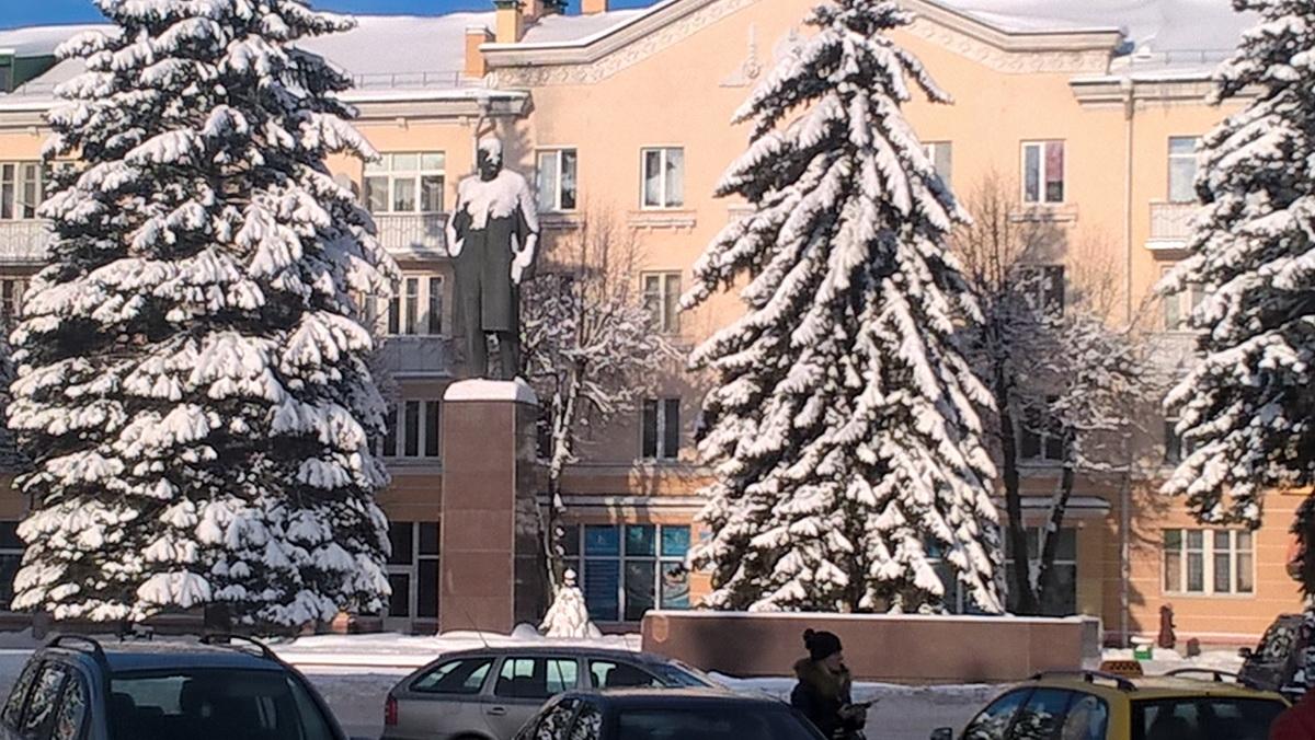 Площадь Ленина. Фото: Руслан РЕВЯКО